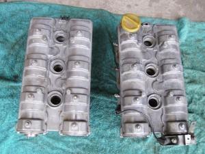 Alu Ventildeckel Opel Vectra B 2.5i V6 X25XE X25XEI i500 i30